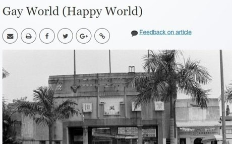 Gay World (Happy World)