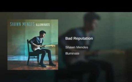 Shawn Mendes - Bad Reputation (audio)