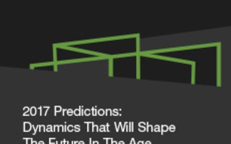 2017 Predictions . Forrester