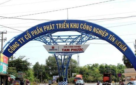 Bán đất nền gần KCN Tam Phước, TP Biên Hòa