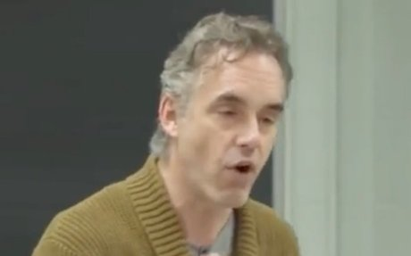 Jordan Peterson dishes out what he sees as harsh truths, but can he take them in return?