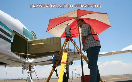 Transportation Surveying | Surveyor Photos