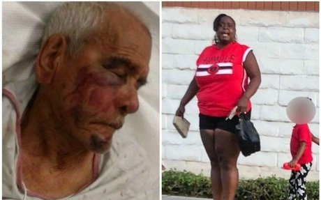 Woman Arrested for Allegedly Beating 92-Year-Old Los Angeles Man with Brick | Breitbart