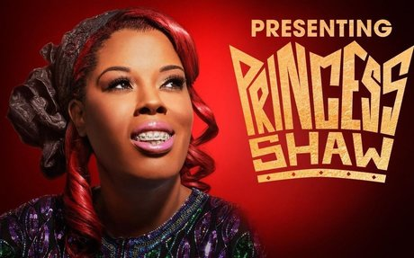 Advance Screening Presenting Princess Shaw - Splash