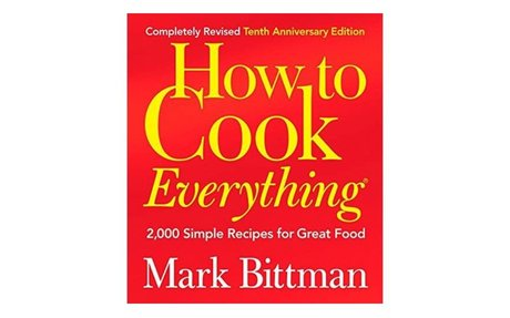 *How to cook everything