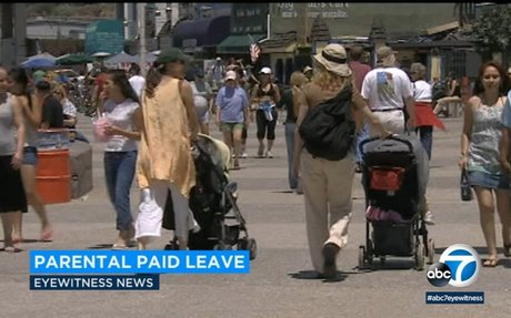 LA City Council moving forward with proposal allowing 18 weeks of fully paid leave