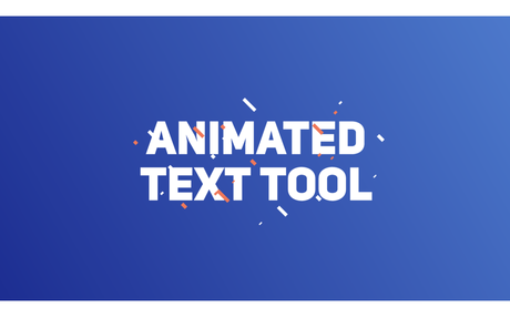Create Awesome Text Effects in your browser