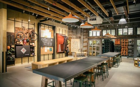 BRAND HIGHLIGHT // New Kind of REI Store