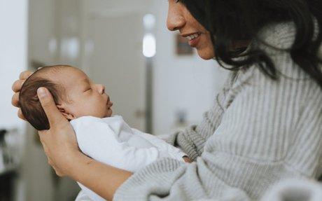 Mijn dochter heeft dezelfde kraamverzorgster als ik! #Giulia - WIJ à la Mama