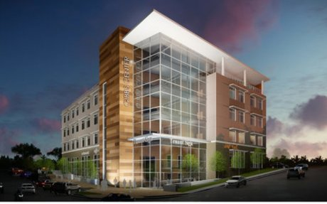 SPARTANBURG: Mixed-use building in downtown Spartanburg clears first hurdle