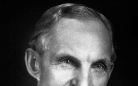 4. Henry Ford