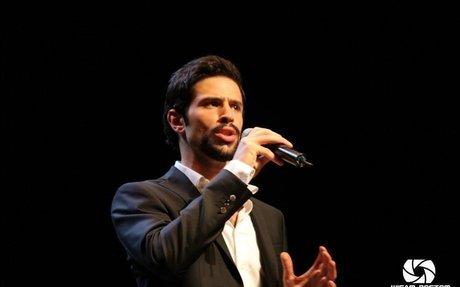 "Meet Omar Kamal, the ""Palestinian Sinatra"" from Nablus"