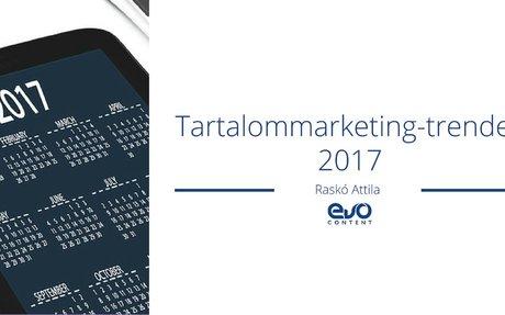 Tartalommarketing-trendek 2017