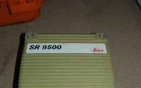 Leica System 300 GPS (SR9500)