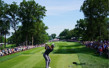 HOW I LEARNED TO STOP WORRYING AND...ENJOY THE PGA CHAMPIONSHIP
