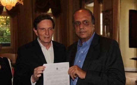 Prefeitura do Rio e Governo do Estado firmam parcerias