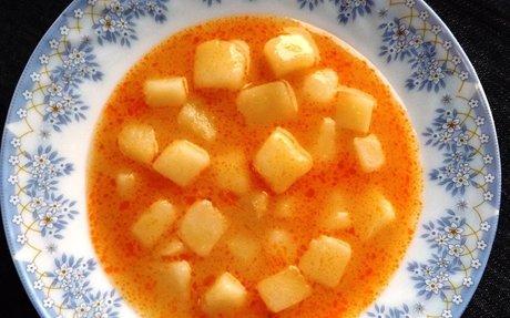 Rántott krumplileves recept aranytepsi konyhájából - Receptneked.hu