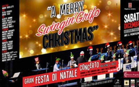 A Merry Swingin' Grifo Christmas