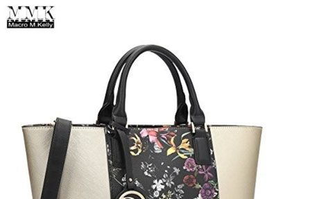 MMK collection Women Fashion Matching Satchel handbags with wallet $41.99