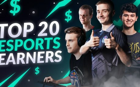 Top 20 highest earning esports pro players and organizations | Dexerto.com