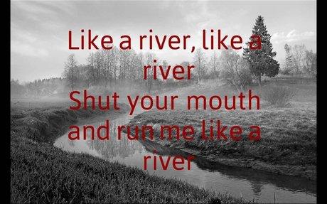 River - Bishop Briggs Lyrics
