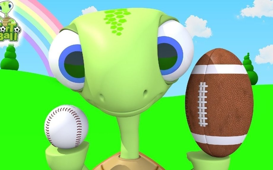 Baseball Rugby Ball For kids and children | TorTo Ball Official