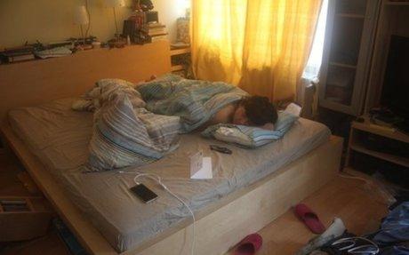 Hédi ágyban 150612 PCS