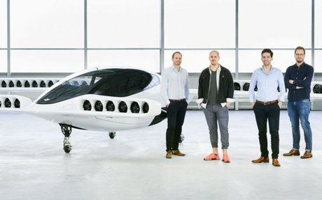 BRAND HIGHLIGHT // Lilium Finds Its First Flying Taxi Hubs
