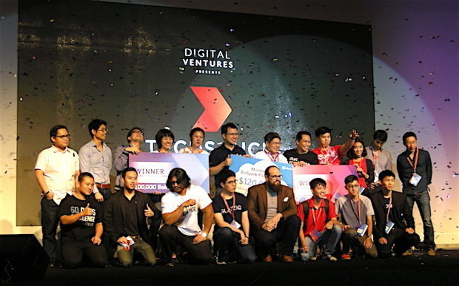 Wisami on Finalist pitch battle of Thailand's international startup event