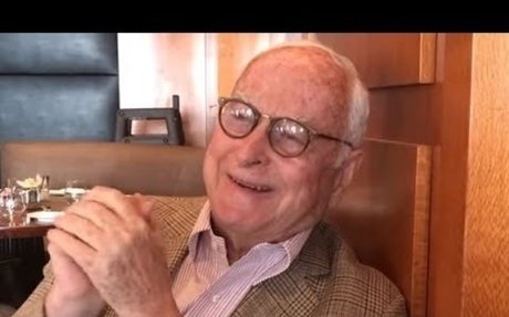 James Ivory ('Call Me By Your Name') chats first love, possibly becoming oldest Oscar winn