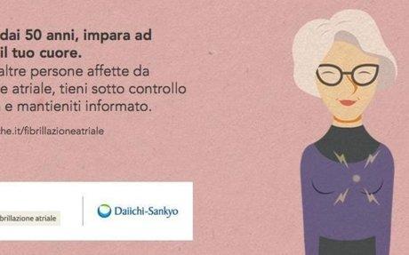 """Fibrillazione atriale da oggi i pazienti italiani possono contare su """"Persone che"""""""