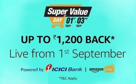 Super Value Day - Remind Me @ Amazon.in