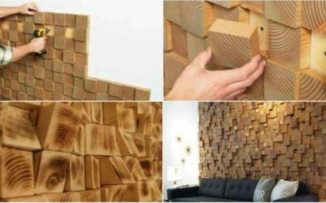 Divine Wooden Tiles That Will Add Glam To Your Home
