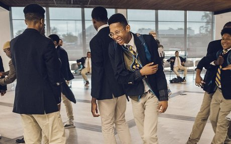 Raising Kings: A Year of Love and Struggle at Ron Brown College Prep (Audio Series)