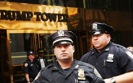 The Totally Serious Plan to Build a Wall Outside Trump Tower