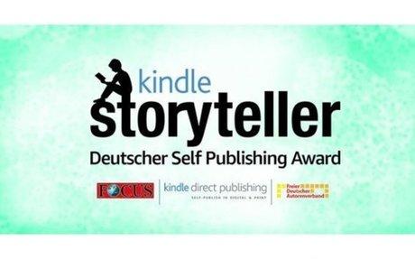 Kindle StoryTeller 2017: Die Shortlist steht