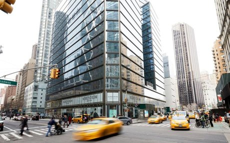 BRAND HIGHLIGHTS // Nordstrom Opens First Men's Store in New York City