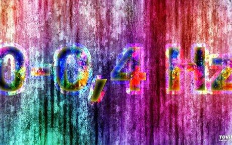 0,1-0,4 Hz Epsilon waves, extraordinary states of consciousness, Binaural Beats