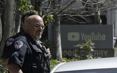 Leah Barkoukis - Report: Police Questioned YouTube Shooter Morning of Attack