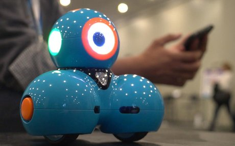 Smart toys help kids prepare for high-tech future