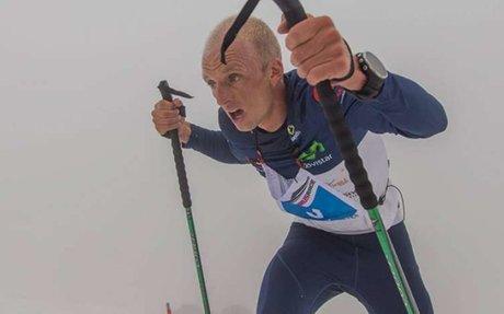 El escalador Karl Egloff logra su cuarto récord mundial