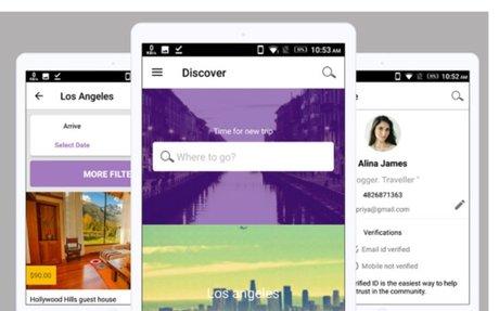 Multi Vendor Ecommerce Software | Airbnb Clone Script | Online | elink