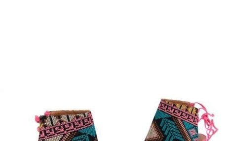 Embroidered Shoes | Trendy Womens Shoes - Inavie
