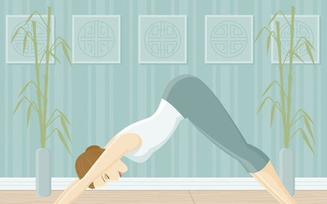 For chronic lower back pain, yoga may work as well as physical therapy