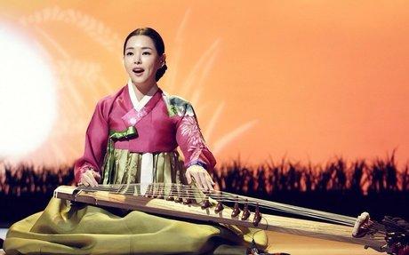 Traditional Korean Music