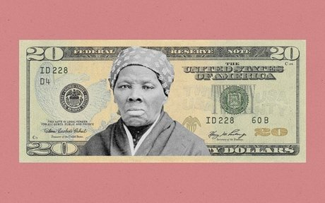 Harriet Tubman will be face of the $20 - Apr. 20, 2016