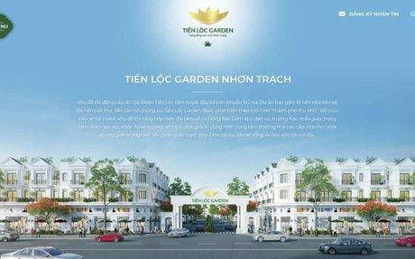 Dự án Tiến Lộc Garden Nhơn Trạch