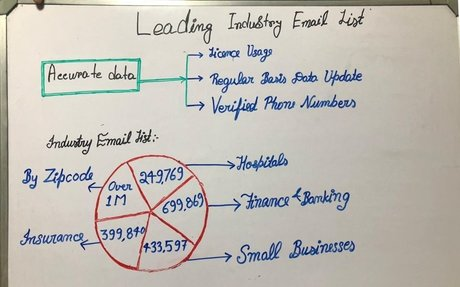 Top B2B Email List Providers | elink