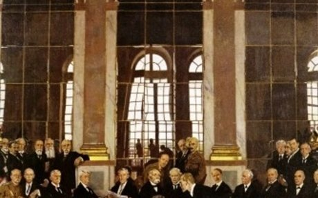Treaty Of Versailles (Events in World War 1 Part 10)