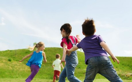 School District Bans Kids From Playing Tag During Recess